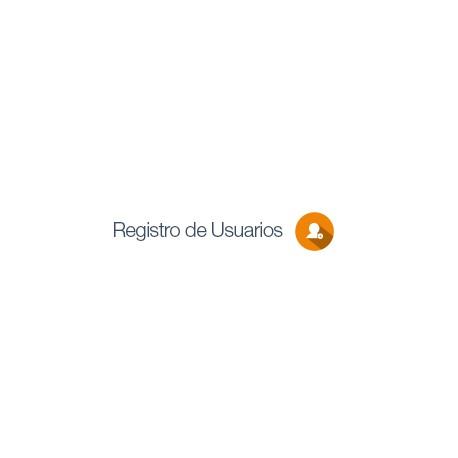 Módulo Registro de usuarios